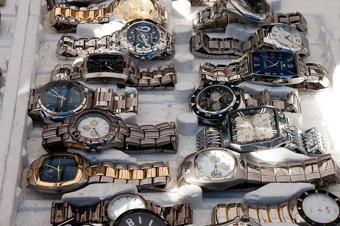 Uhren Fälschung erkennen
