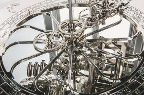 Hermle Uhren Technik Innenleben