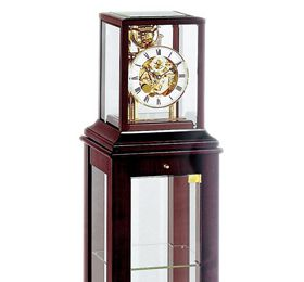 Kieninger Uhren Mahagoni