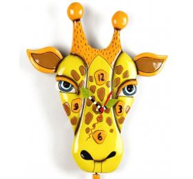 Kuechenuhren Giraffe