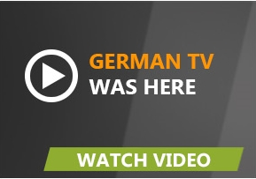 German TV was here