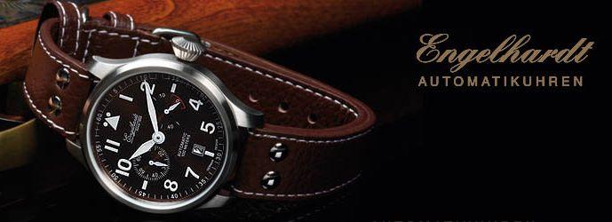 Banner Engelhardt Armbanduhren