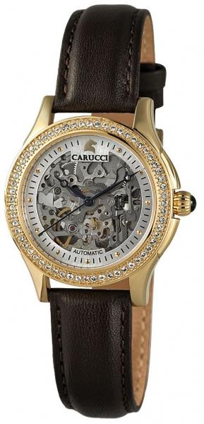 Skelettuhr Carucci -Carini- CA2212GD