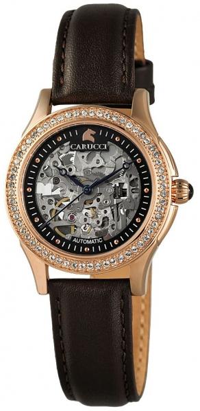 Skelettuhr Carucci -Carini- CA2212RG