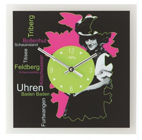 Moderne Wanduhren (modern Style) - Eble Uhren-park Grose Wohnzimmer Uhren
