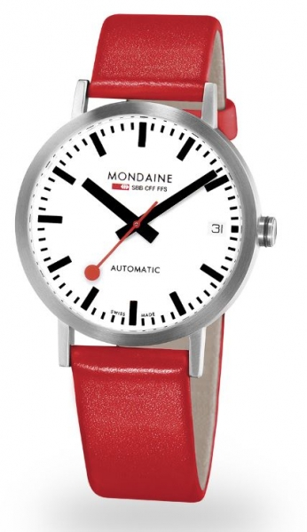 Mondaine -Classic Automatic 40mm- A128.30008.16SBC