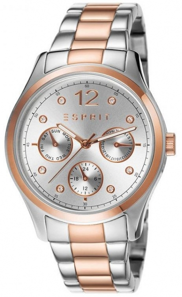Esprit - tracy multi two tone rosegold