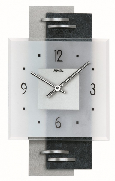 moderne wanduhren (modern style) - eble uhren-park - Wohnzimmer Uhren Modern