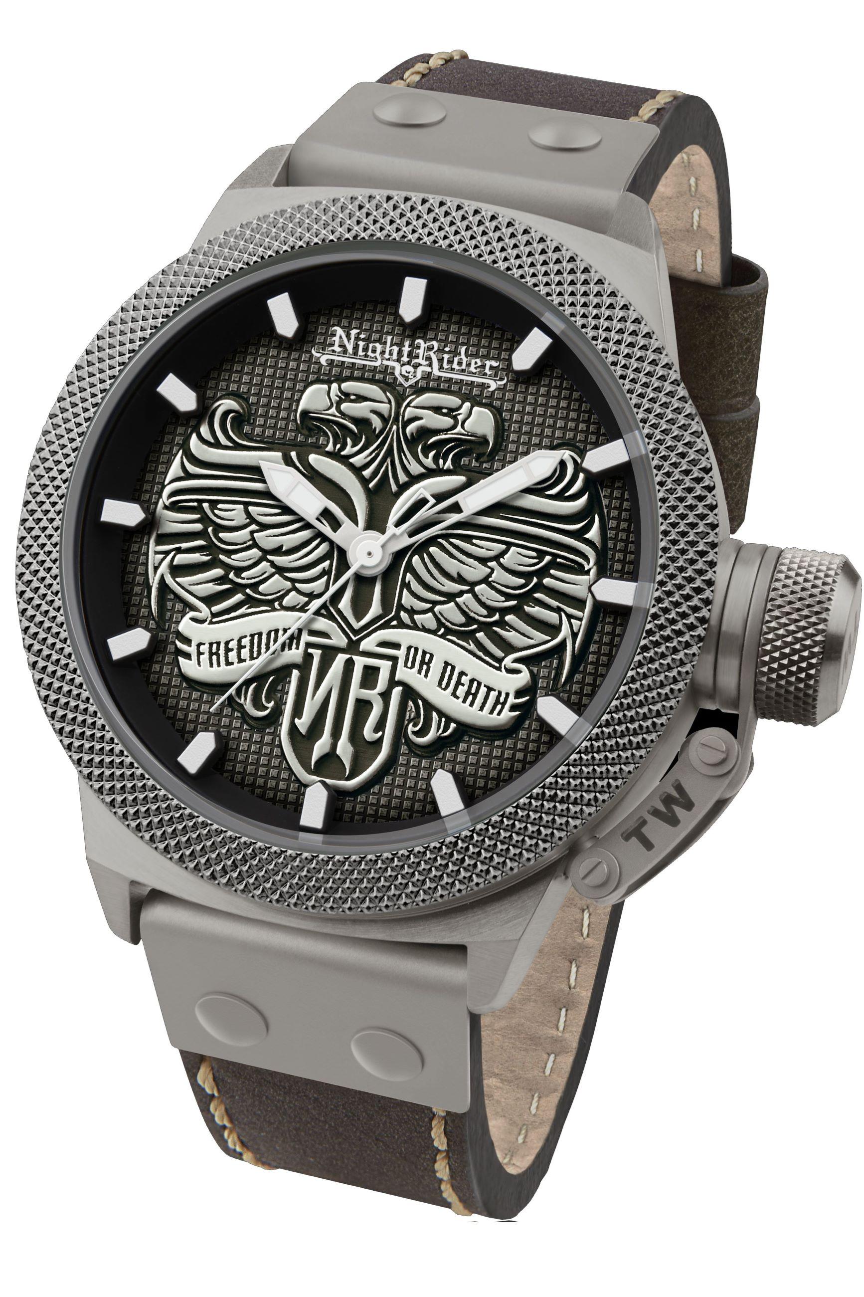 TW STEEL -Night Rider Special Edition Armbanduhr Nr. 1