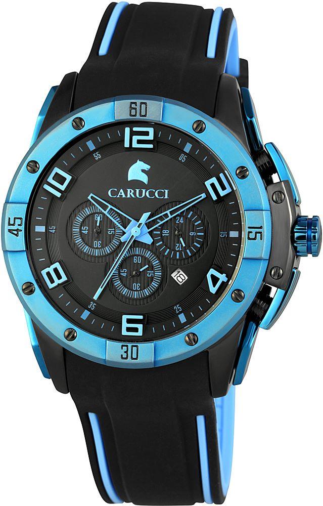 Armbanduhr Carucci - Arezzo CA2214BK-BL