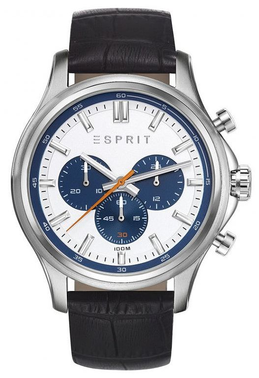 Chronograph Esprit -mathias black-