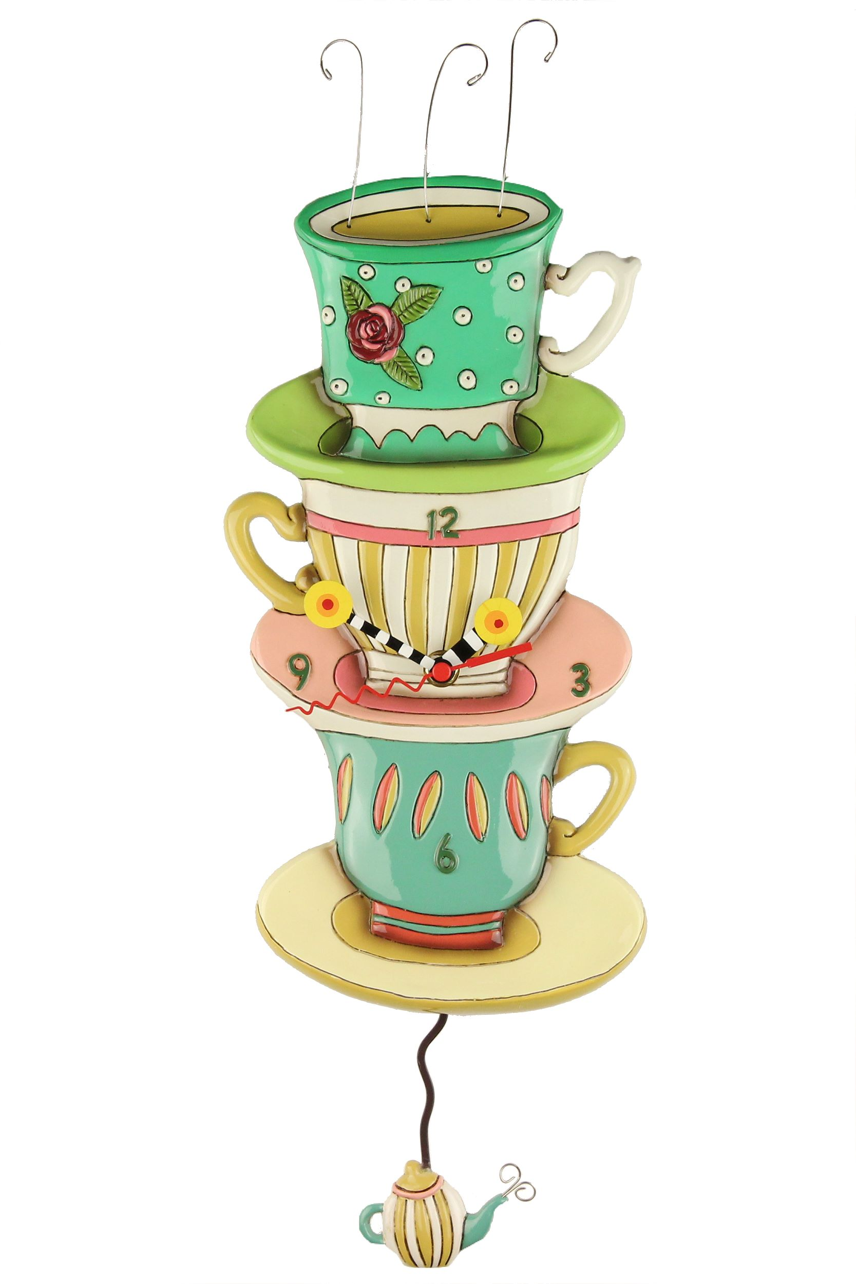 Allen Design -Teacups- P1502