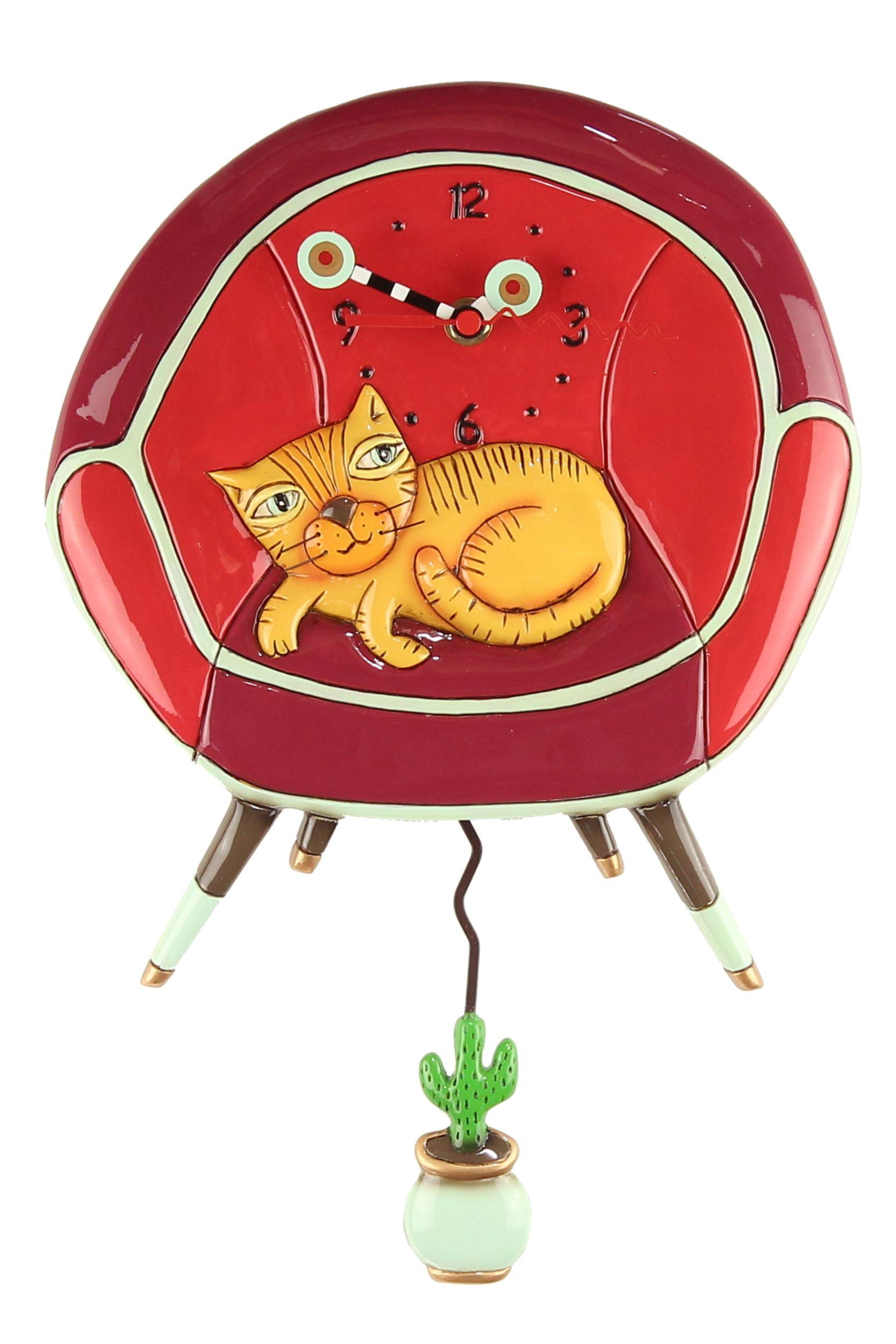 Allen Design -Cat in Chair- P1702