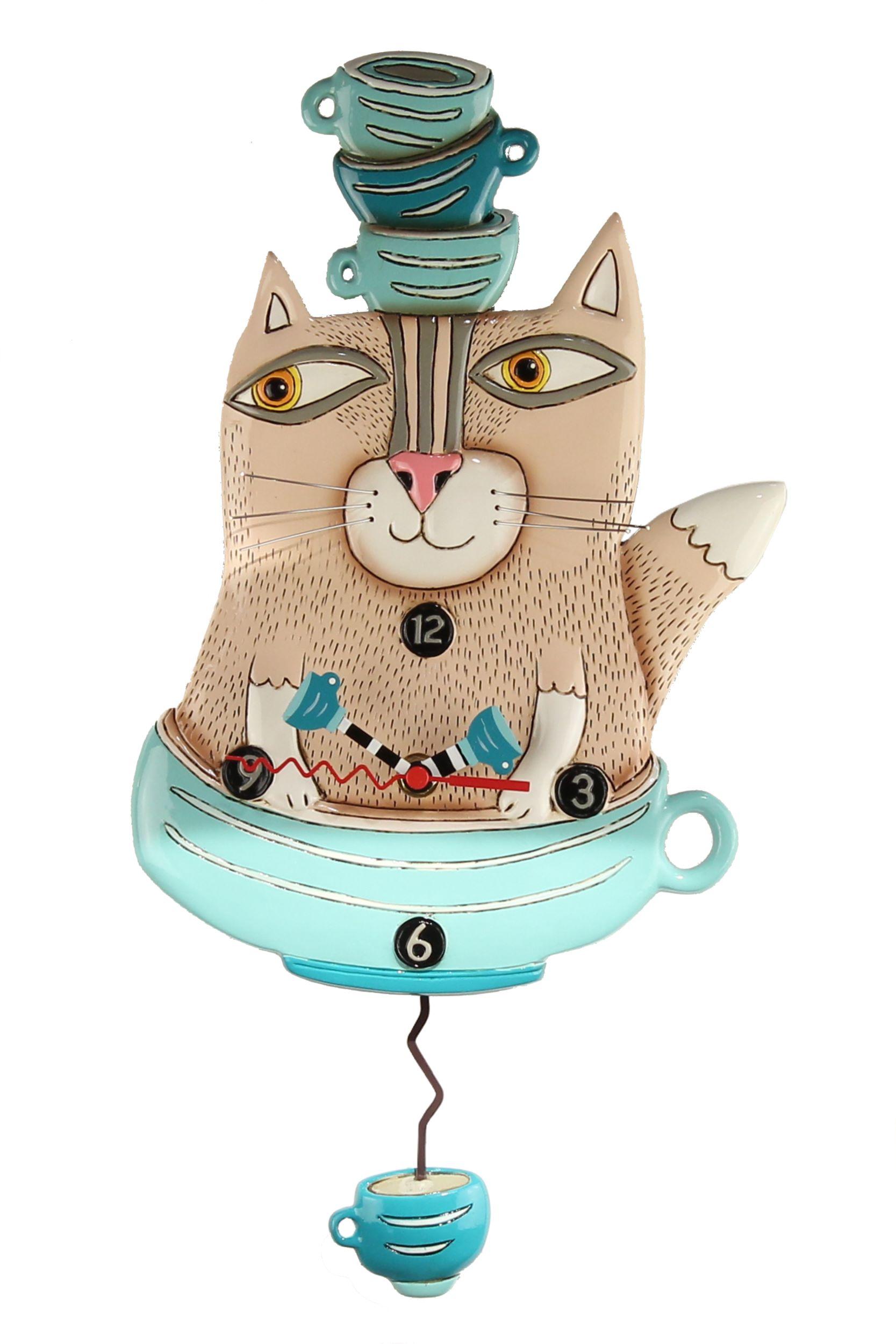 Allen Design -Cat + Cups- P1754