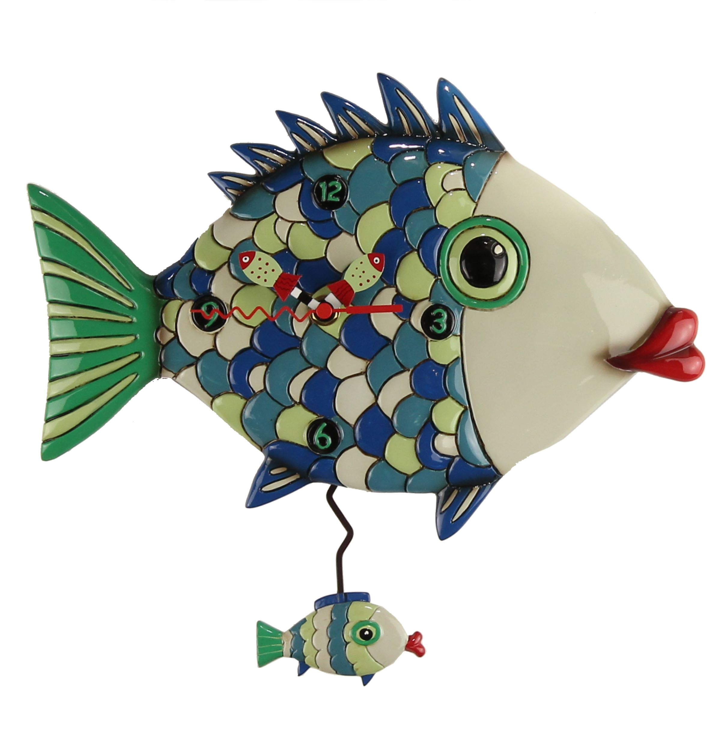 Allen Design -Fish Lips- P1766