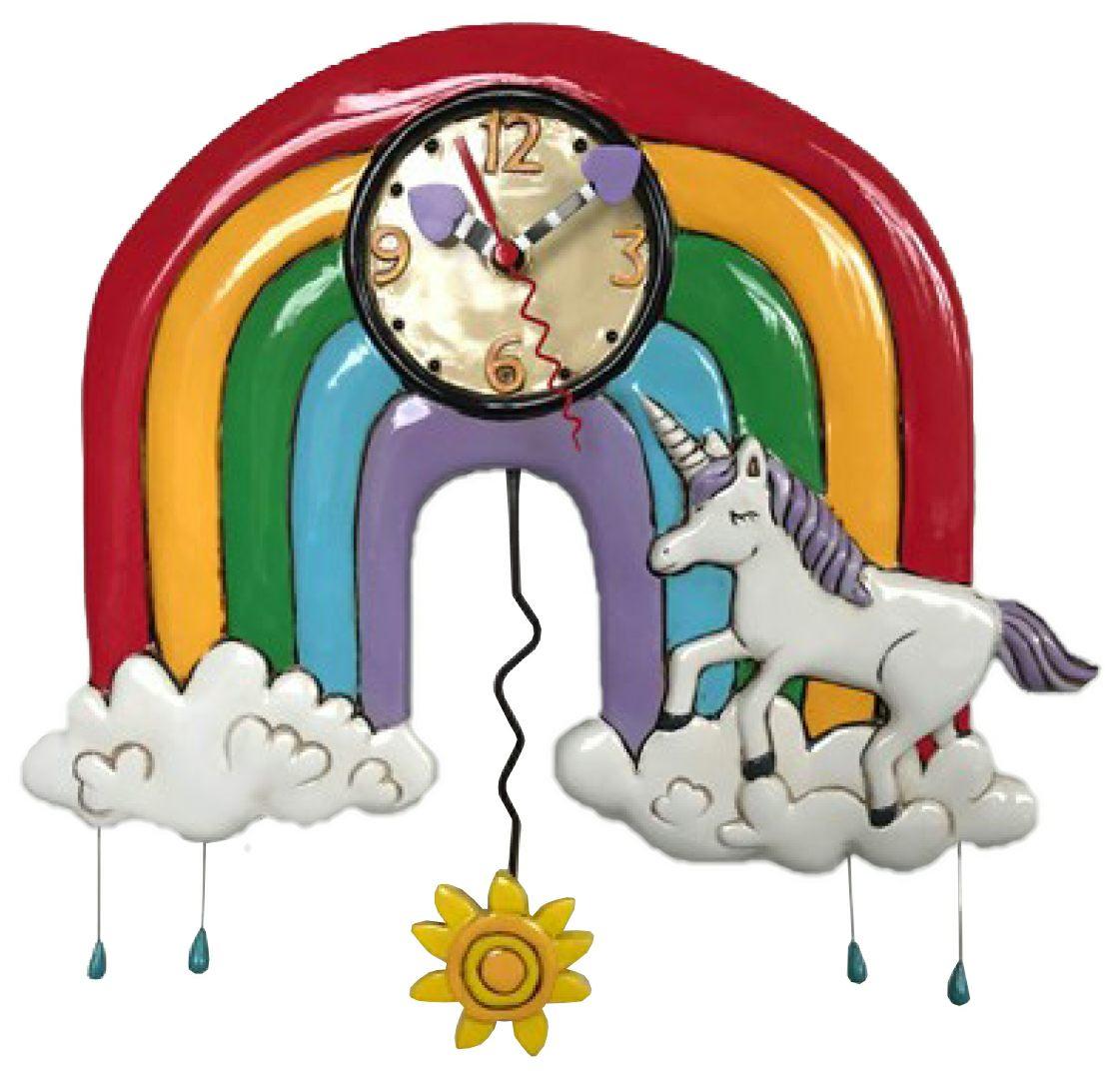 Allen Design -Rainbow + Unicorns- P1806
