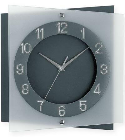 Ams 9323 moderno reloj de pared con mecanismo de cuarzo - Mecanismo reloj pared ...