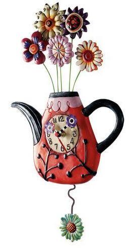Allen Design -Flower tea ful- P9014